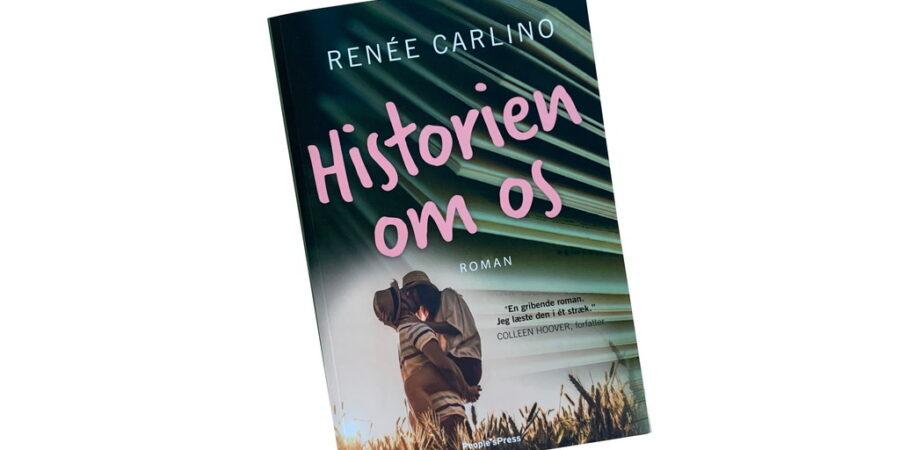 Historien om os af Renée Carlino