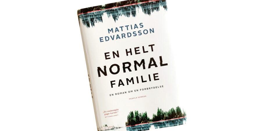Billede af: En helt normal familie af Mattias Edvardsson