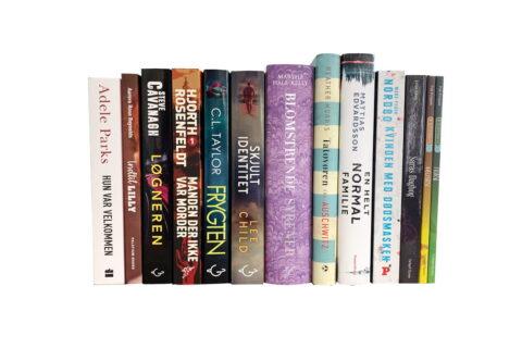 Billede af: Bøger læst i august 2019