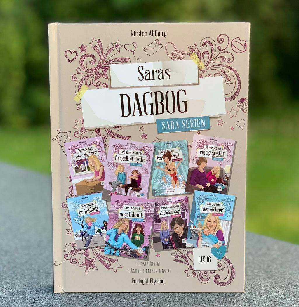 Billede af: Saras dagbog af Kirsten Ahlburg