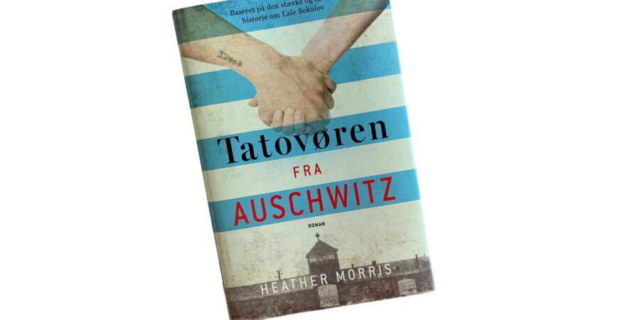 Billede af: Tatovøren fra Auschwitz af Heather Morris