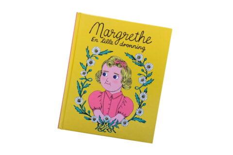 Billede af: Margrethe: En lille dronning af Louise Rosenkrands