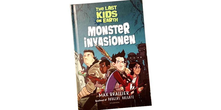 Billede af: Monsterinvasionen af Max Brallier