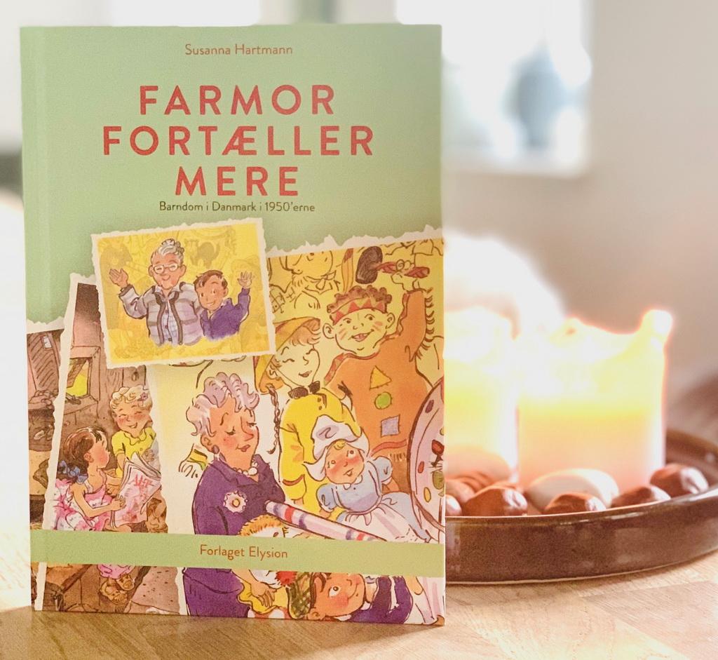 Billede af: Farmor fortæller mere af Susanna Hartmann