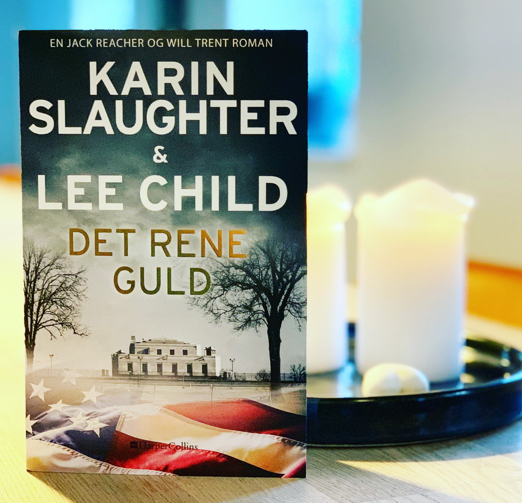 Billede af: Det rene guld af Karin Slaughter og Lee Child
