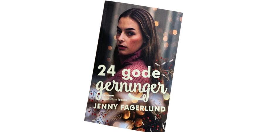 Billede af: 24 gode gerninger af Jenny Fagerlund