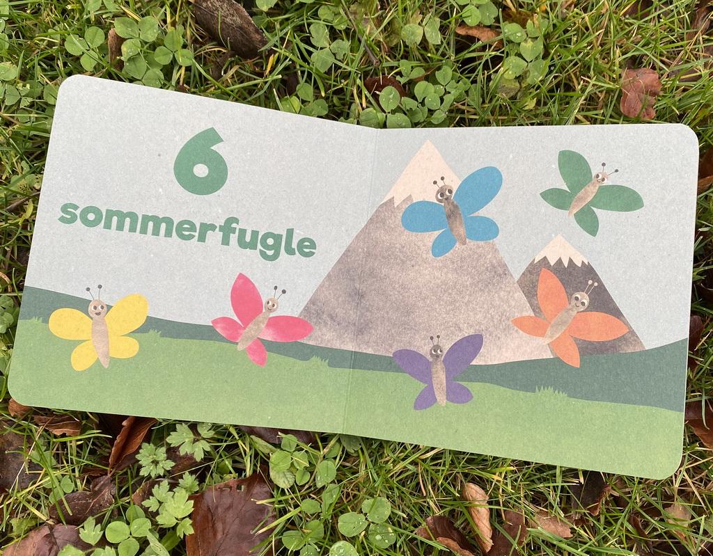 Billede af: Opslag i Tæl med Tjugga af Emilie Melgaard Jacobsen