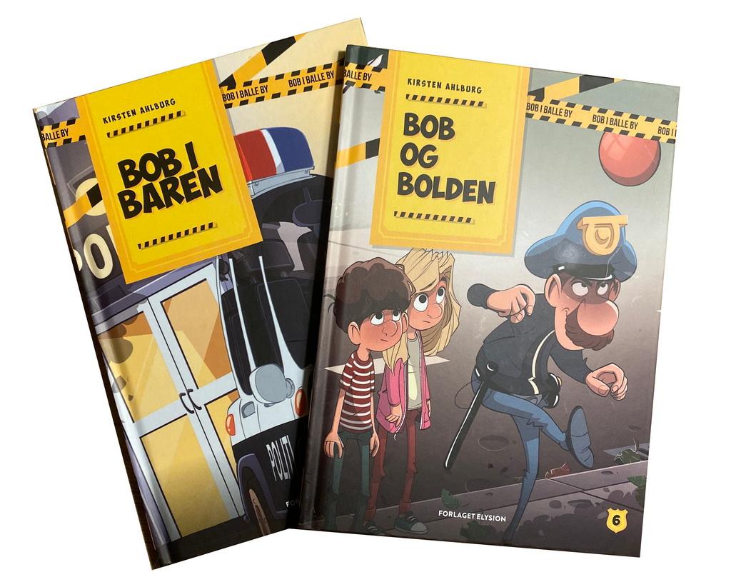 Billede af: Bob i Balle by 5-6 af Kirsten Ahlburg