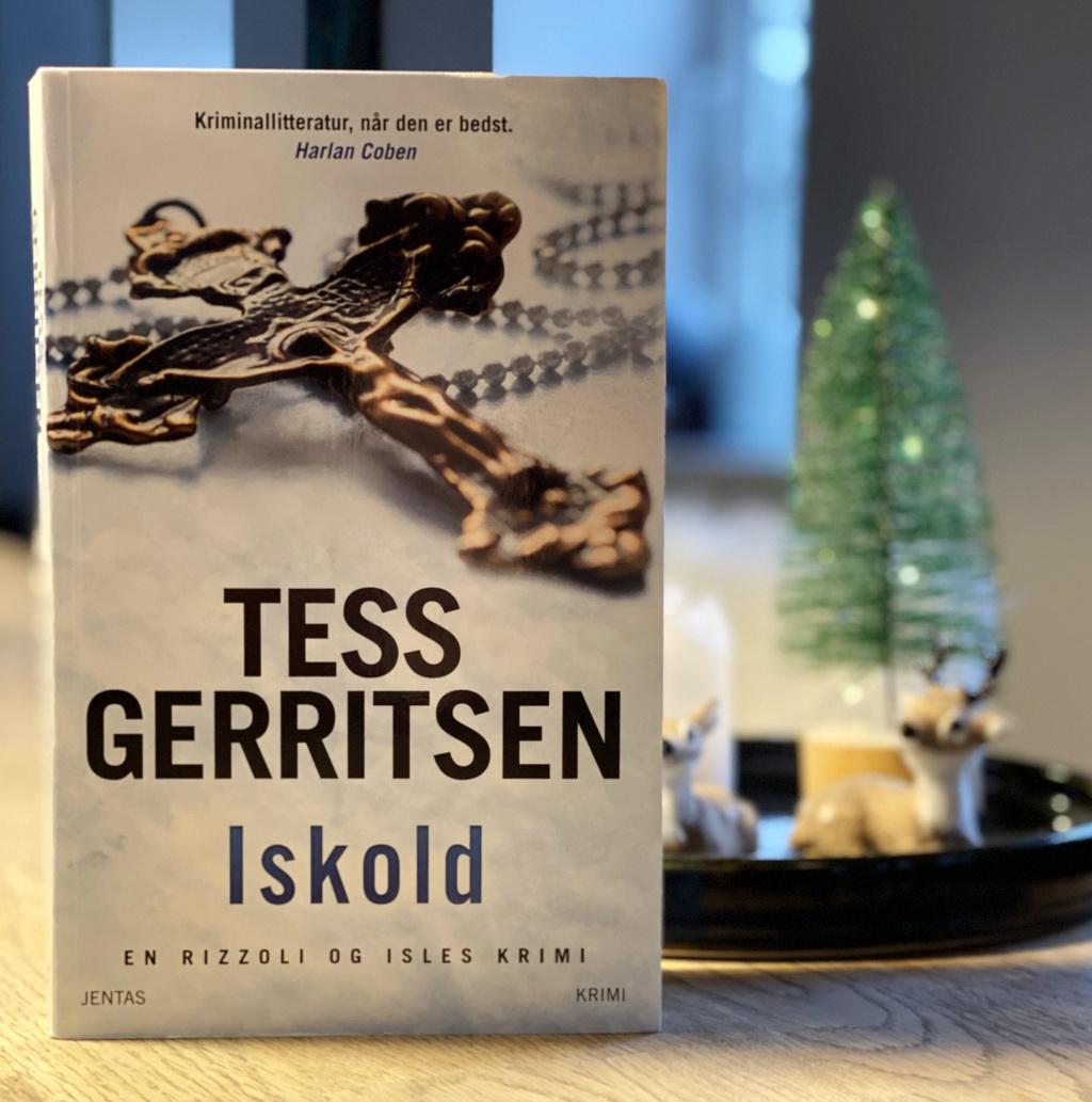 Billede af: Iskold af Tess Gerritsen