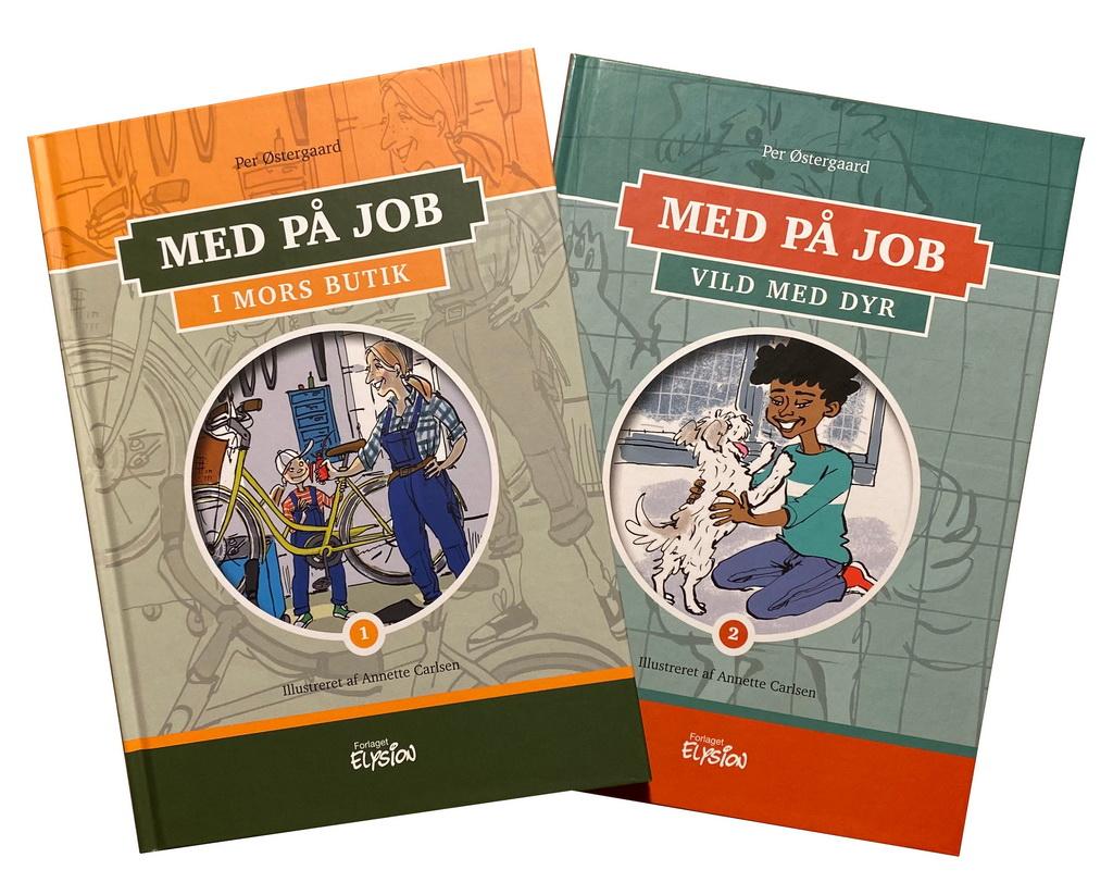 Billede af: Med på job 1-2 af Per Østergaard