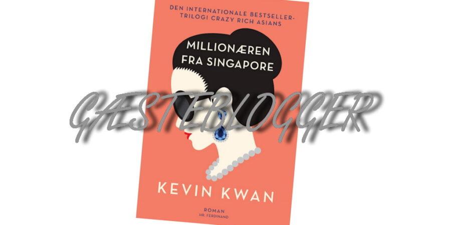 Billede af: Millionæren fra Singapore af Kevin Kwan