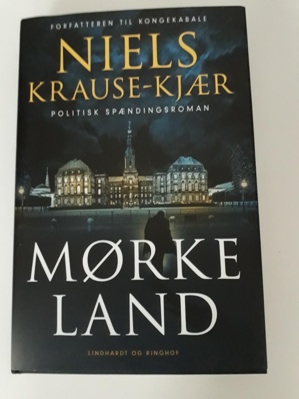 Billede af: Mørkeland af Niels Krause-Kjær