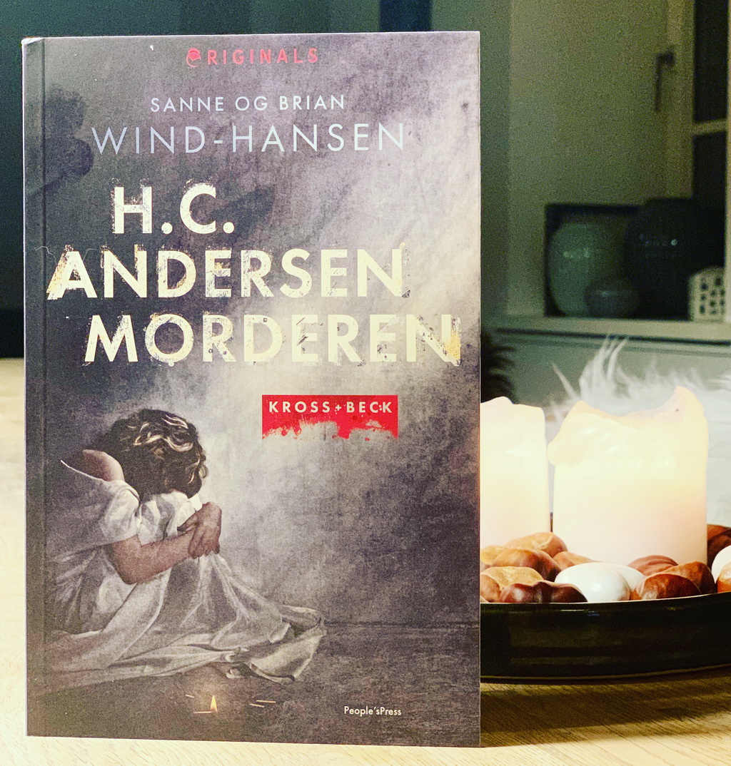 Billede af: H.C. Andersen-morderen af Sanne og Brian Wind-Hansen