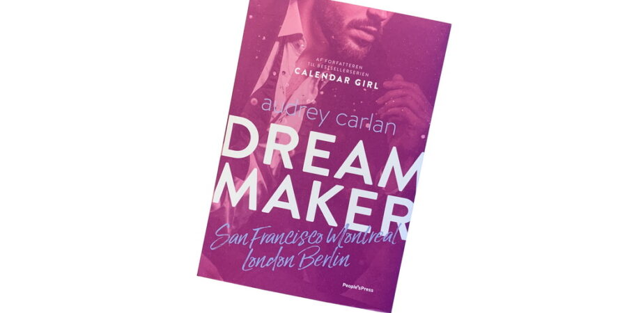 Billede af: Dream Maker 2 af Audrey Carlan