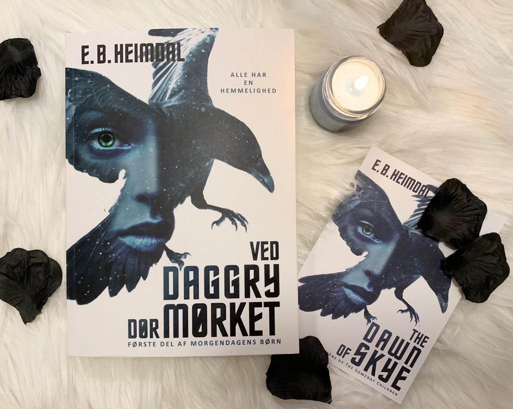 Ved daggry dør mørket af E.B. Heimdal