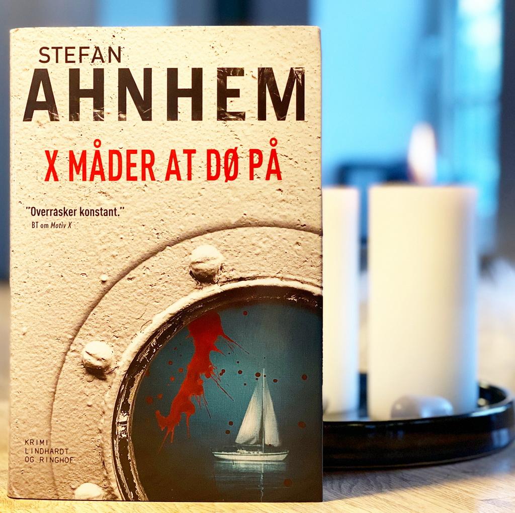 Billede af: X måder at dø på af Stefan Ahnhem