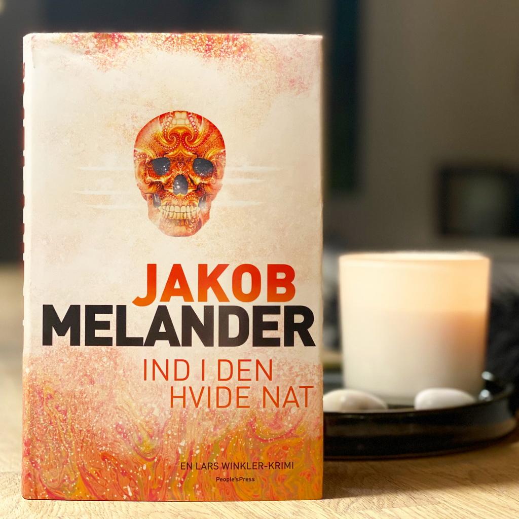 Billede af: Ind i den hvide nat af Jakob Melander