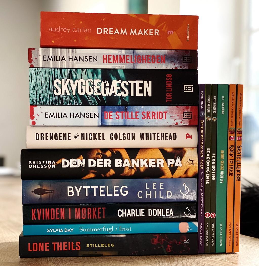 Billede af: Bøger læst i januar 2020