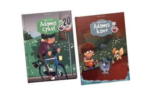 Billede af: Adam og Figo 5-6 af Jørn Jensen