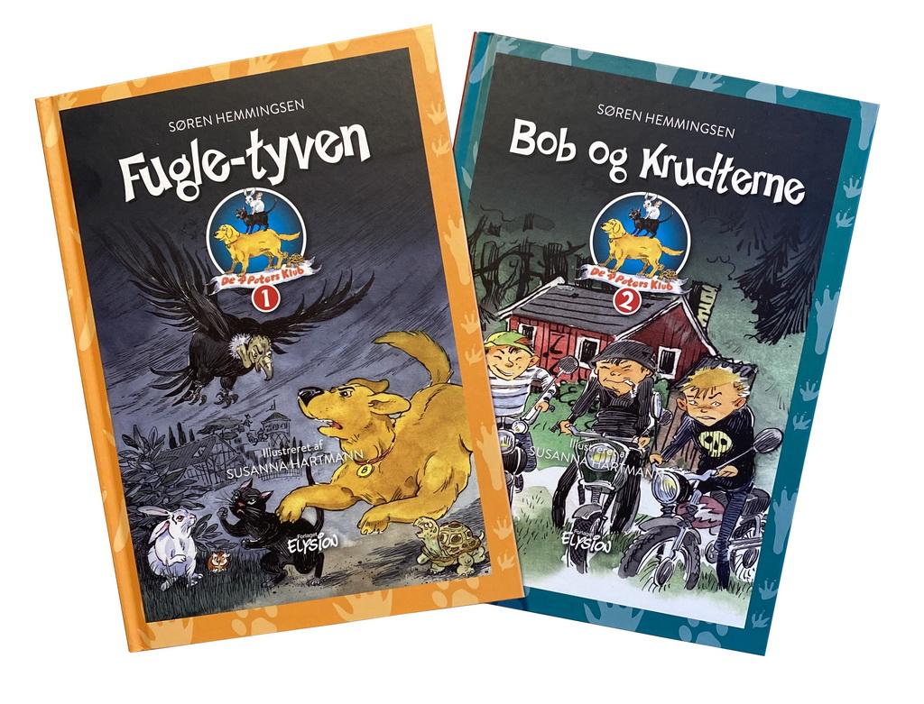 Billede af: De 4 poters klub 1-2 af Søren Hemmingsen