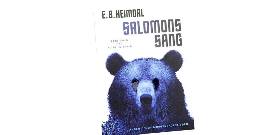 Billede af: Salomons sang af E.B. Heimdal