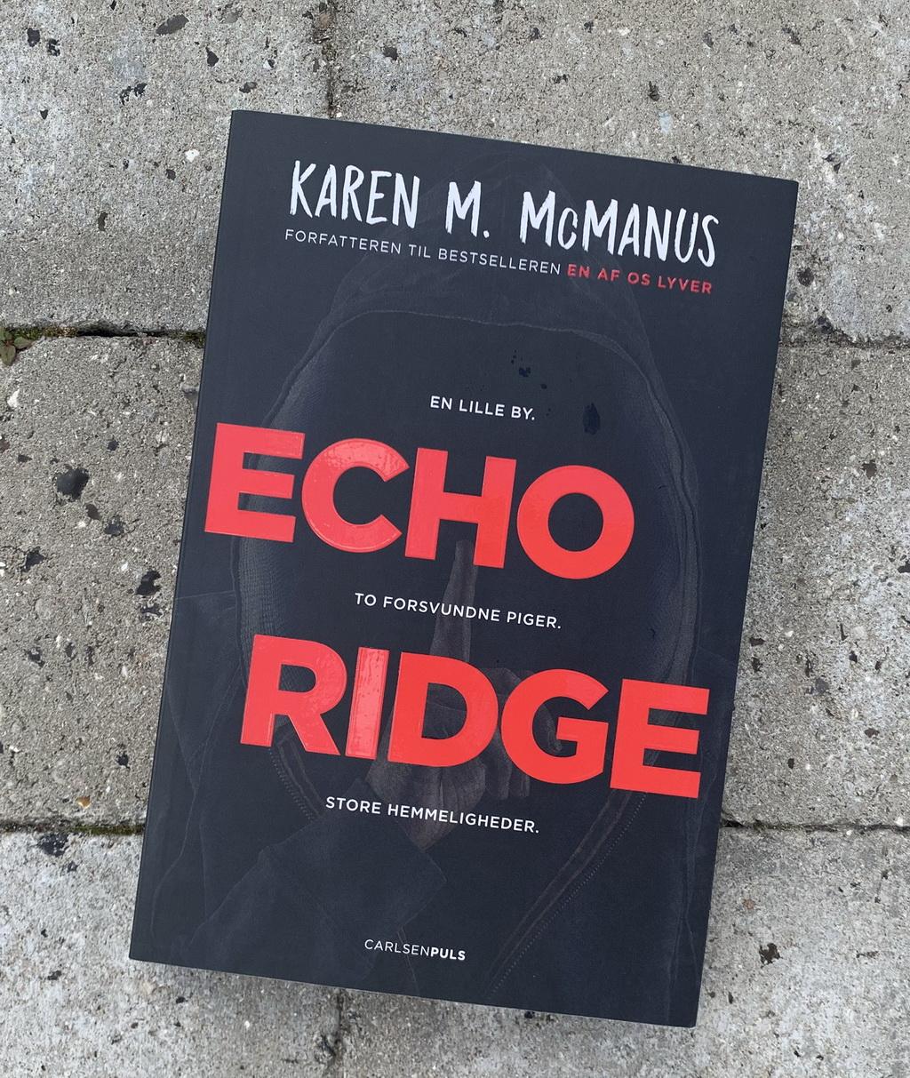 Billede af: Echo Ridge af Karen M. McManus