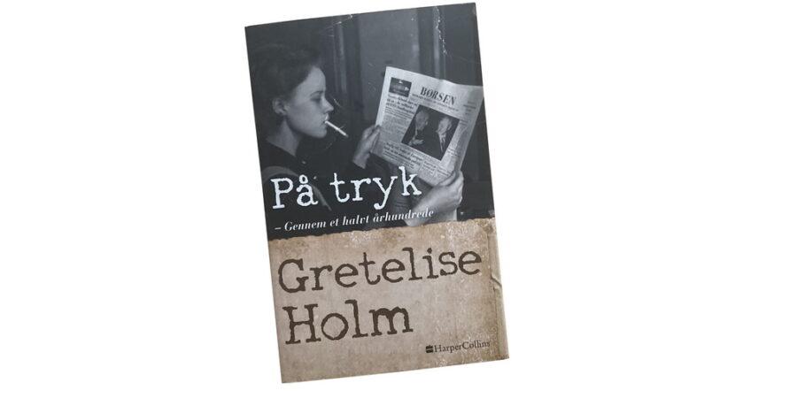 Billede af: På tryk – gennem et halvt århundrede af Gretelise Holm