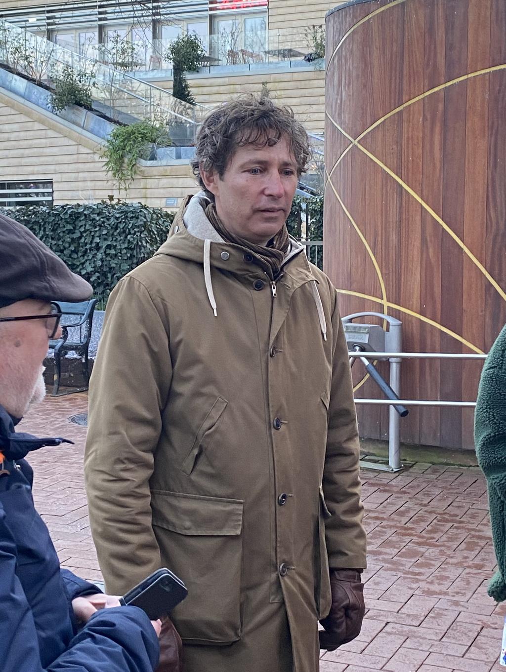 Stefan Ahnhem indleder turen rundt i Tivoli