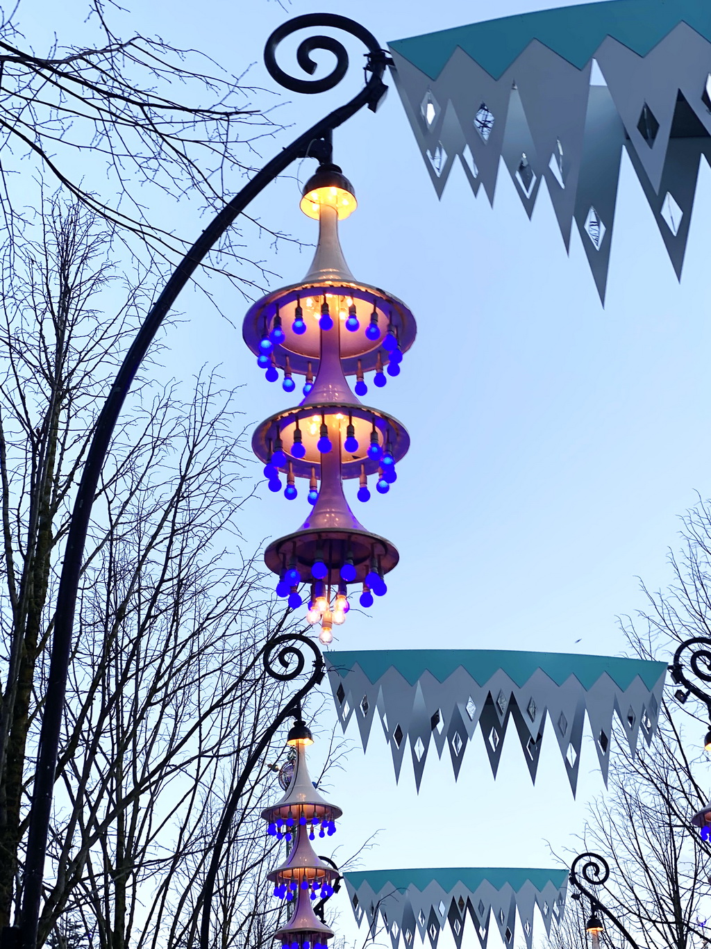 Billede af: Vinter i Tivoli