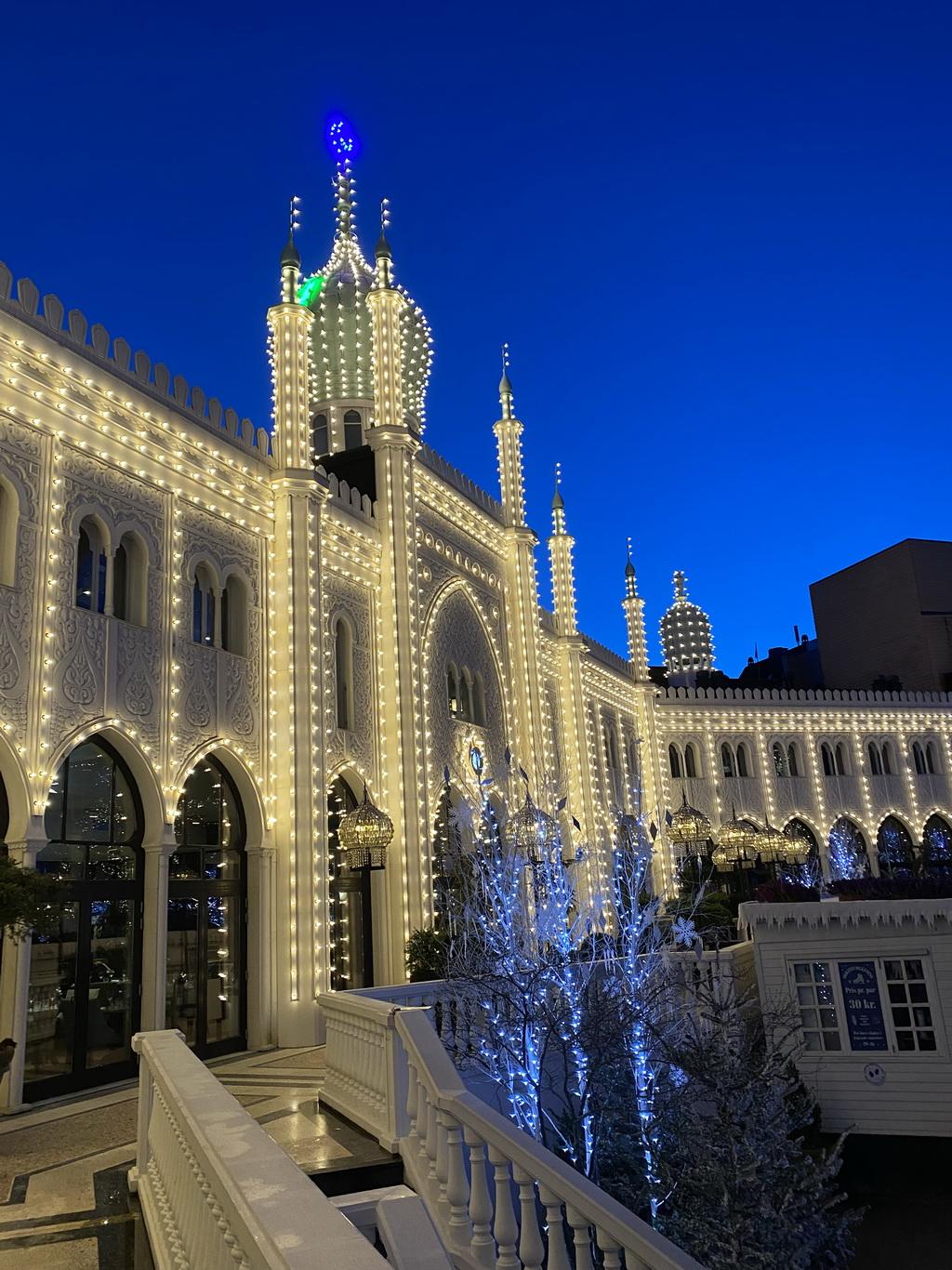 Billede af: Et vinterpyntet Nimb Hotel
