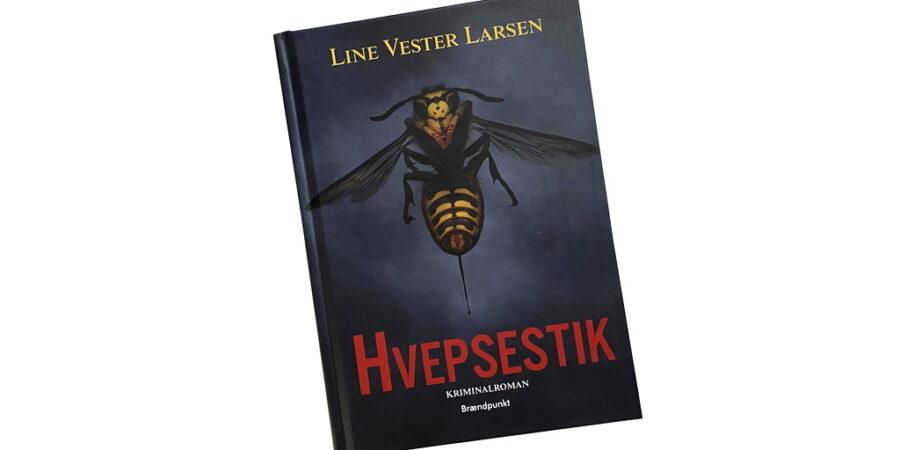 Billede af: Hvepsestik af Line Vester Larsen