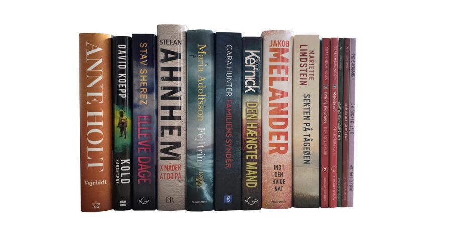 Billede af: Bøger læst i februar 2020