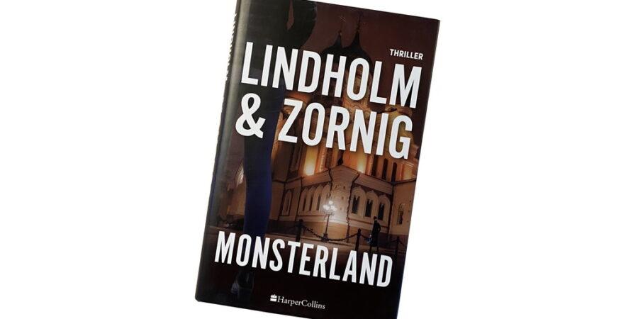 Billede af: Monsterland af Mikael Lindholm og Lisbeth Zornig