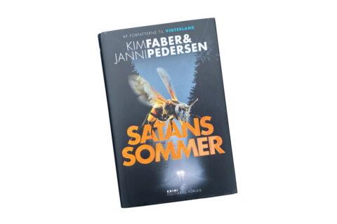 Billede af: Satans sommer af Kim Faber & Janni Pedersen