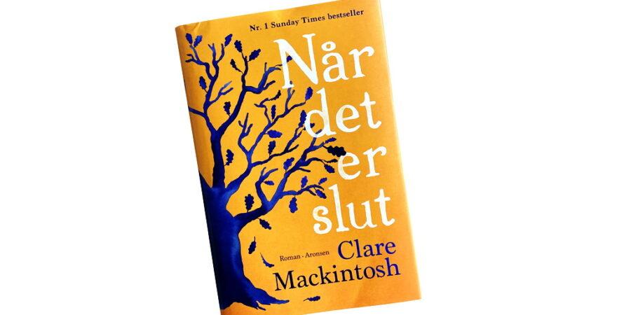 Billede af: Når det er slut af Clare Mackintosh