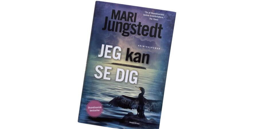 Billede af: Jeg kan se dig af Mari Jungstedt