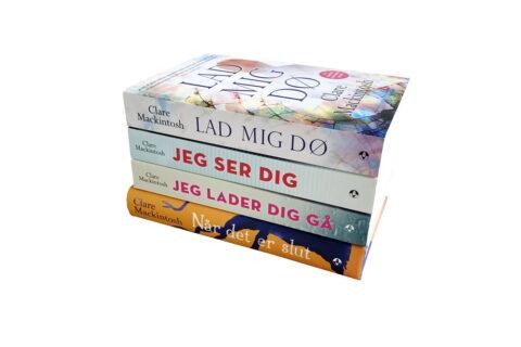 Billede af: Bøger af Clare Mackintosh