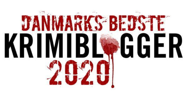Billede: Danmarks bedste krimiblogger 2020