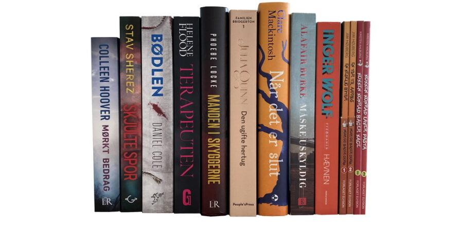 Billede af: Bøger læst i juni 2020