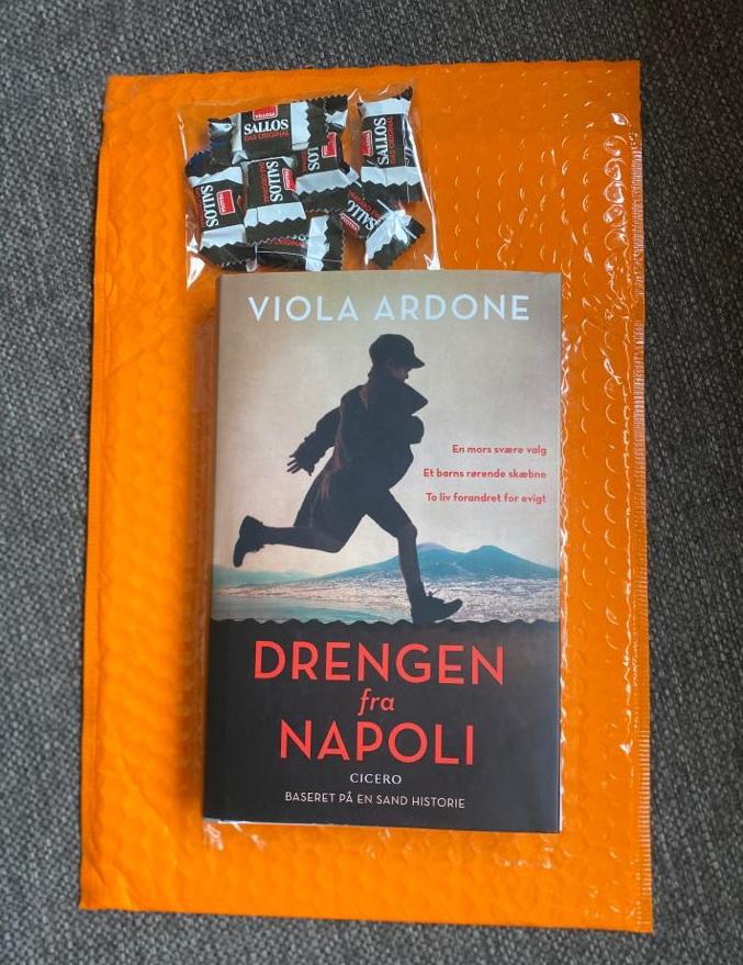 Billede af: Drengen fra Napoli af Viola Ardone