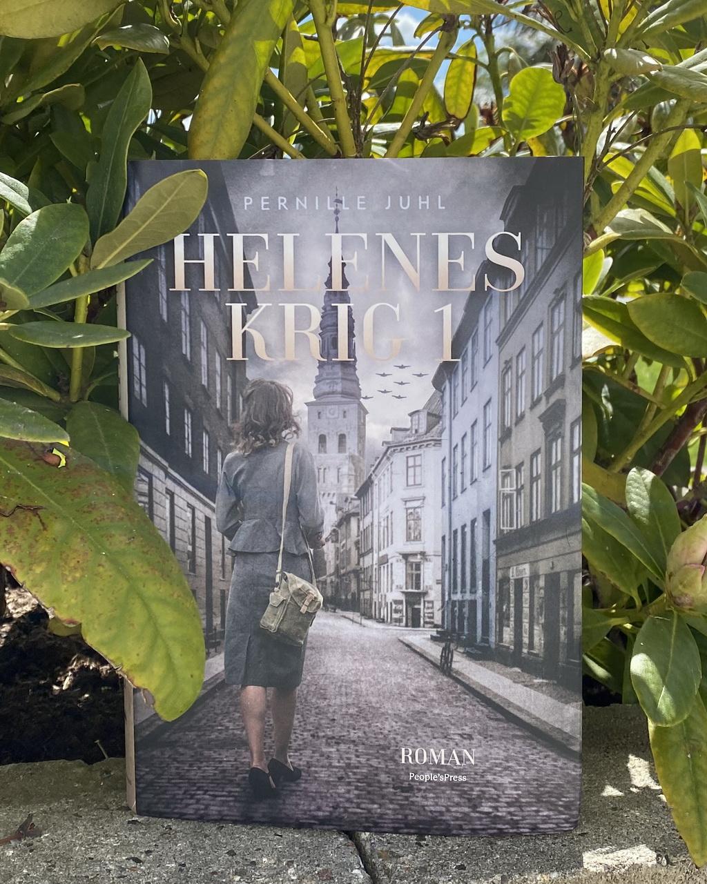 BIllede af: Helenes krig 1 af Pernille Juhl