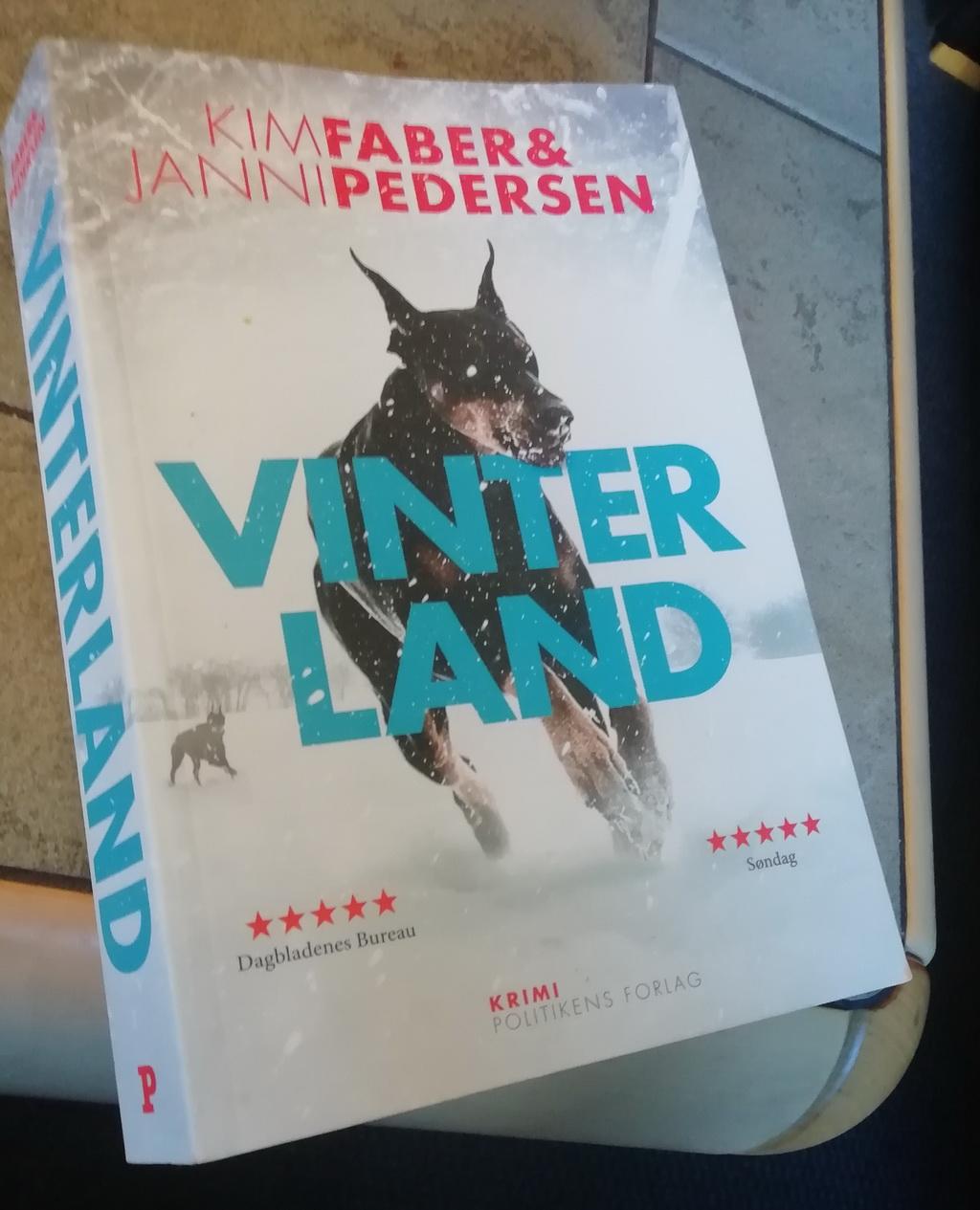 Vinterland af Kim Faber & Janni Pedersen.