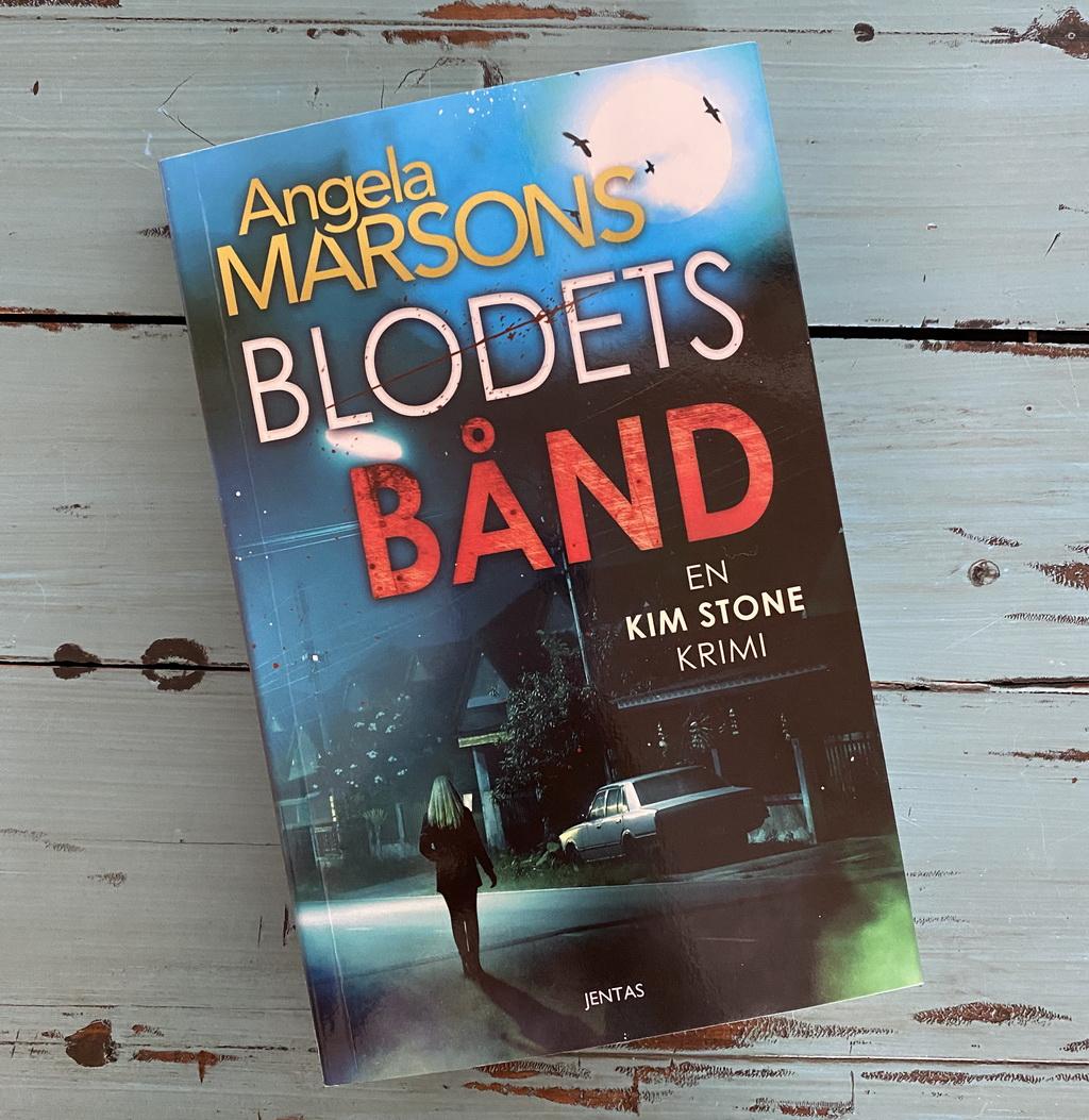 Billede af: Blodets bånd af Angela Marsons