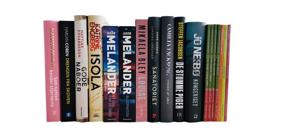 Billede af: Bøger læst i september 2020
