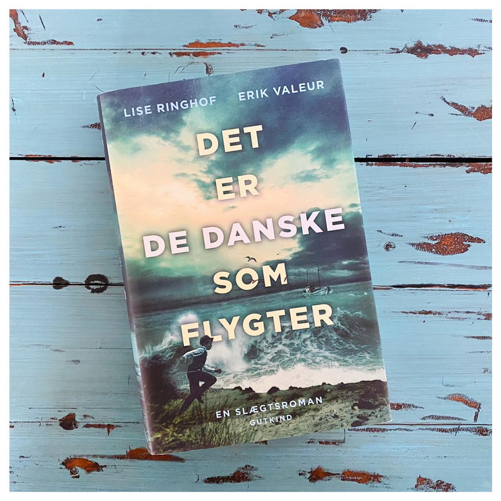 Billede af: Det er de danske som flygter af Lise Ringhof og Erik Valeur