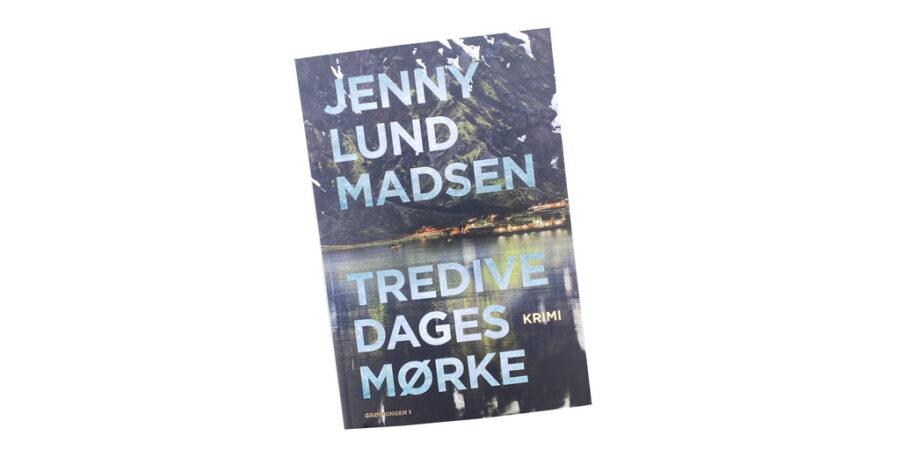 Billede af: Tredive dages mørke af Jenny Lund Madsen