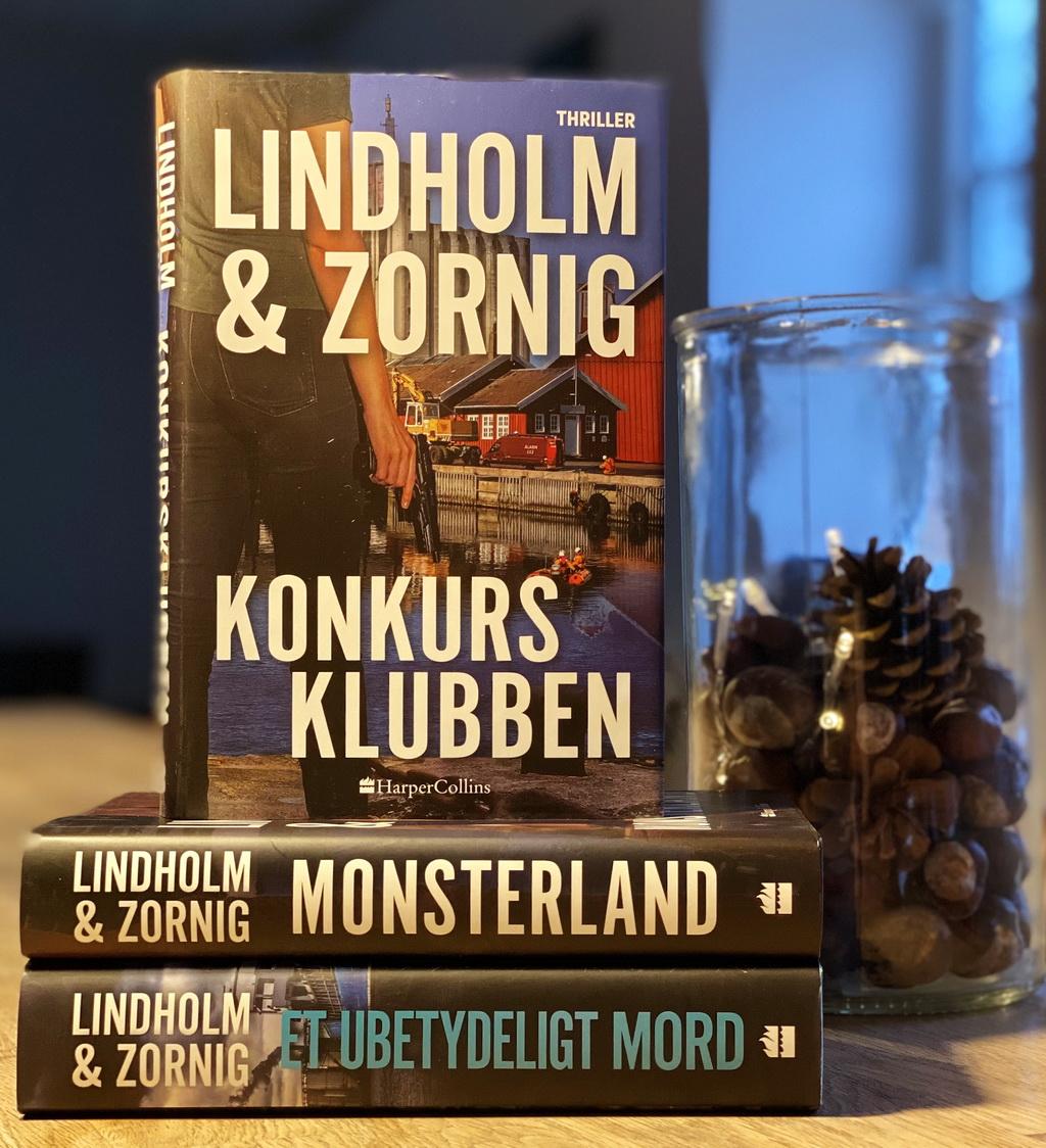 Billede af: Konkursklubben af Mikael Lindholm og Lisbeth Zornig