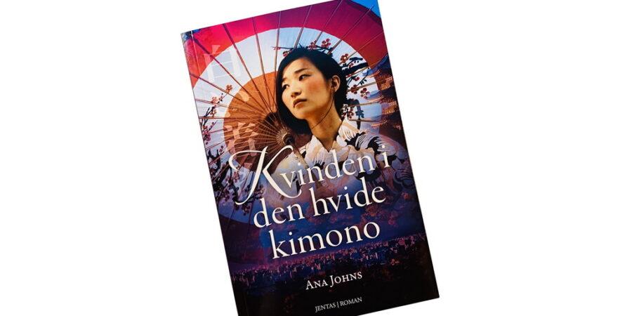 Billede af: Kvinden i den hvide kimono af Ana Johns