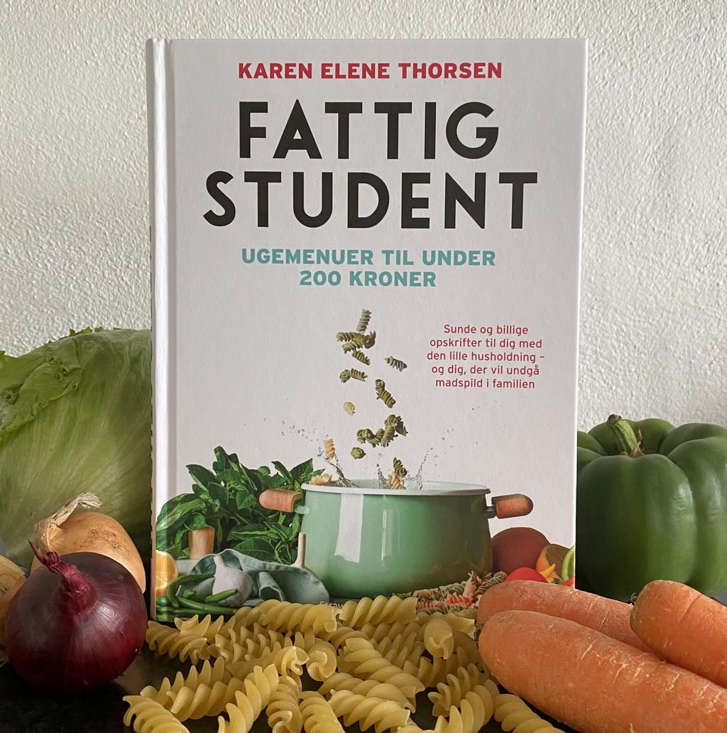 Billede af: Fattig student af Karen Elene Thorsen