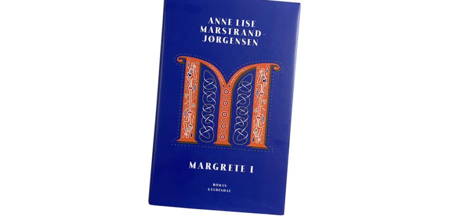 Margrete I af Anne Lise Marstrand-Jørgensen